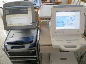 Herzschrittmacherkontrollen und Defibrillatorkontrollen